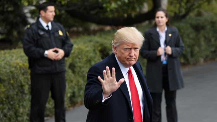Trump says he's looking at breaking up big banks