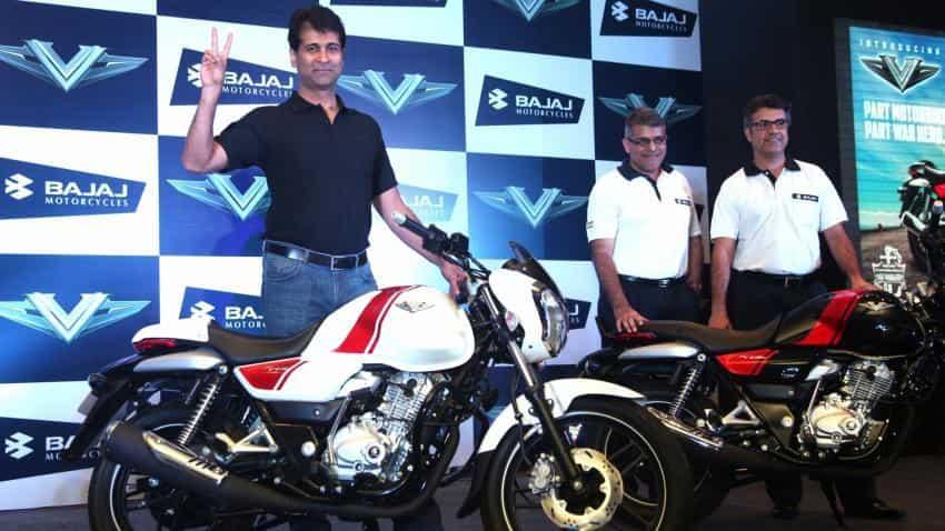Bajaj Auto reports flat two-wheeler sales in April