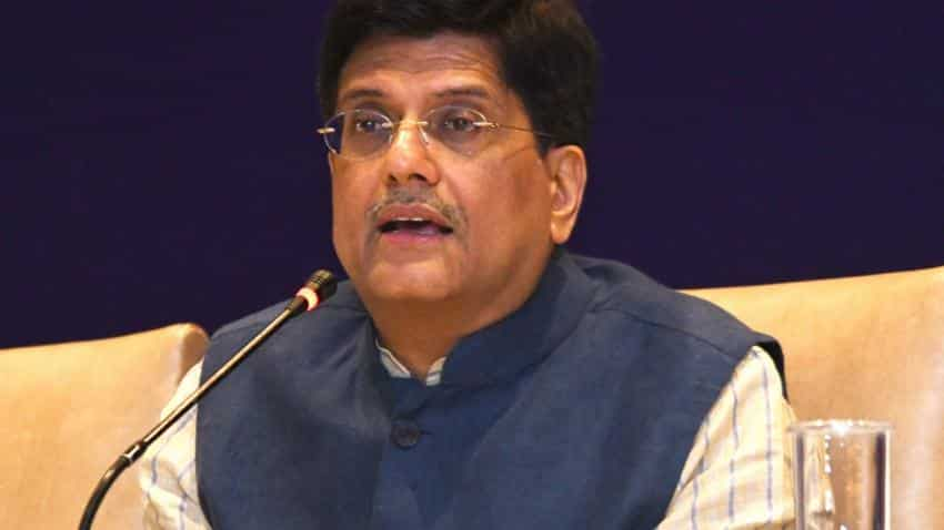 Piyush Goyal endorses Aadhaar linked electricity bill payment