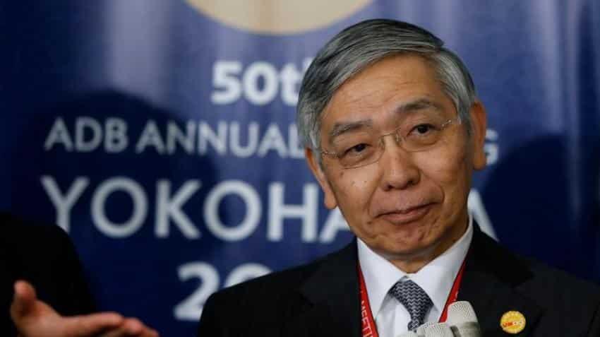 Governor Haruhiko Kuroda says Bank of Japan facing ''challenging'' situation amid low inflation