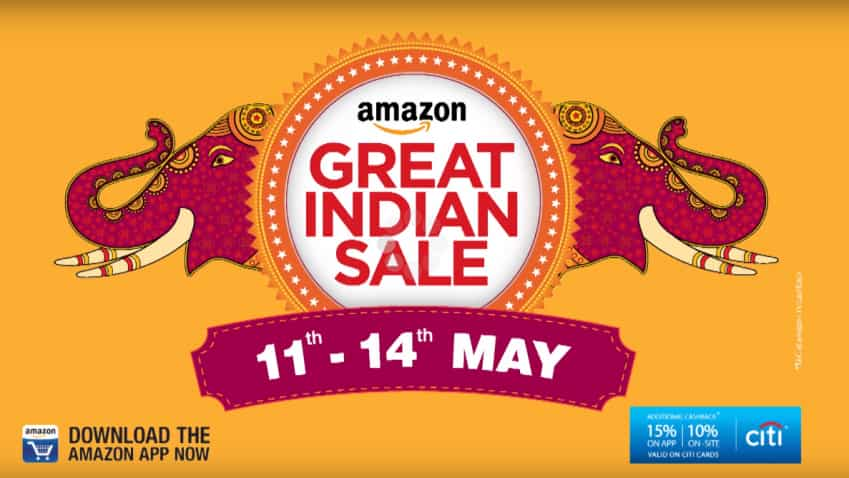 Amazon's Great Indian Sale is live; We bring you the best deals
