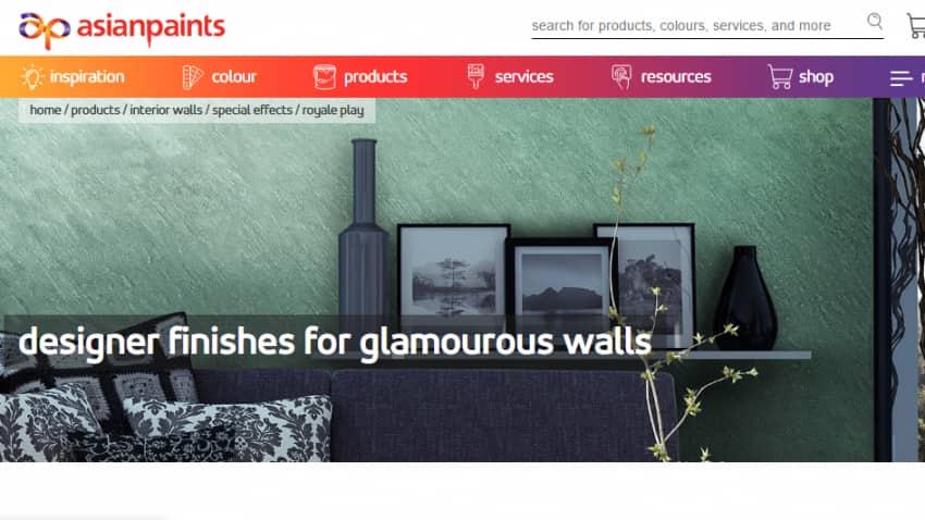 Asian Paints Q4 net profit rises by 10%; declares dividend