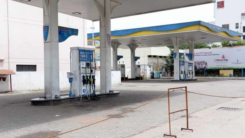 4.500 Maharashtra petrol pumps to remain shut on Sundays