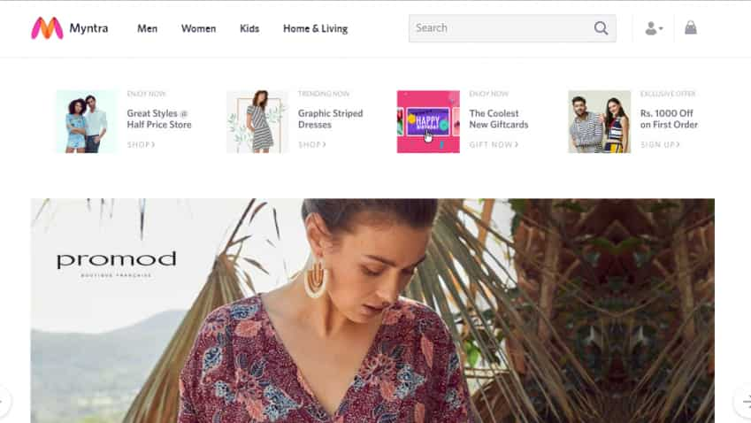 Big 10 Sale: Myntra to join Flipkart's event; to launch offers & discounts up to 80% on fashion brands
