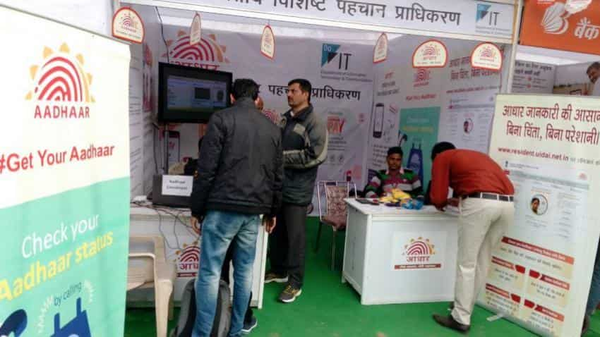 I-T department launches online facility to correct errors in PAN, Aadhaar
