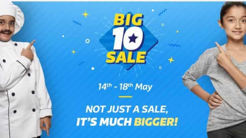 Amazon takes on Flipkart's Big 10 sale with similar offers