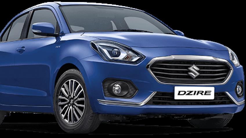 Maruti Suzuki launches 2017 Dzire at Rs 5 45 lakh
