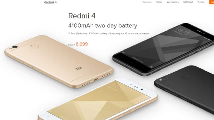 Xiaomi Redmi 4: Specifications, price, review & how to buy