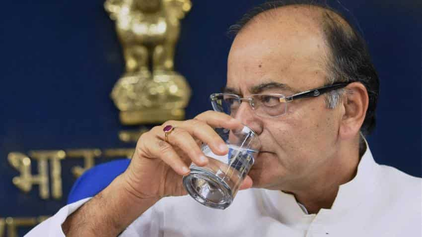 Arun Jaitley promises GST help for J&K in sync with special status