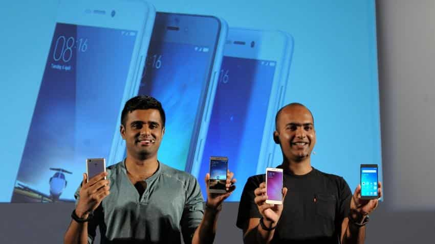 Chinese smartphone makers' India revenues jump 180%