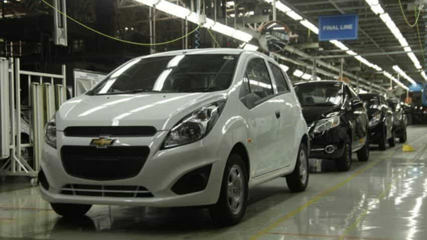 Prices of Chevrolet cars see 5% drop in resale market after GM exit announcement