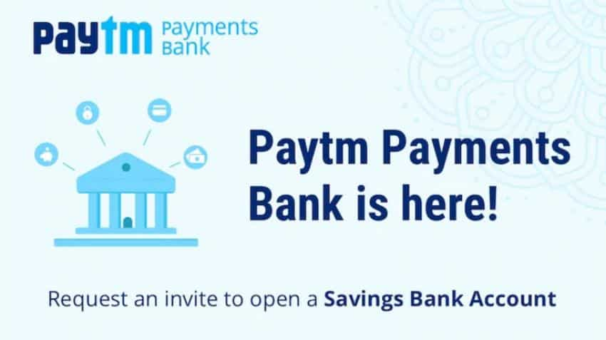 How to operate your new Paytm Payments bank account; all you need to know