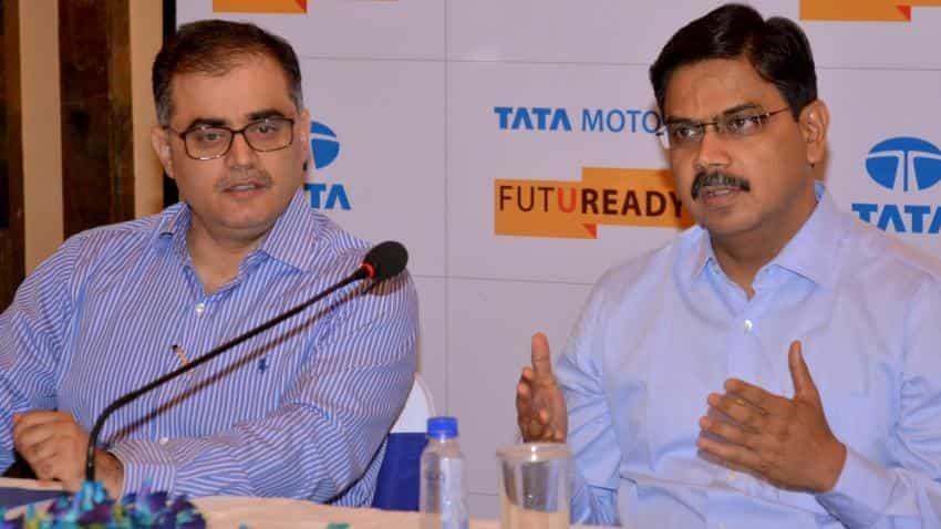 Tata Motors' Q4 net profit slumps by 17%