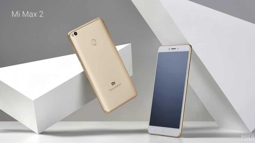 Xiaomi Mi Max 2 launches at Rs 16,000; here are the specifications, details, availability