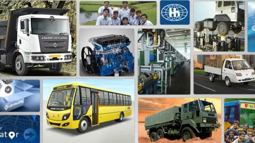 Ashok Leyland's Q4 jumps to Rs 476 crore; shares rise 6%