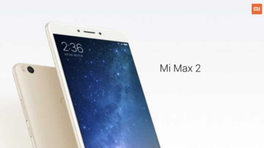 Xiaomi Mi Max 2 vs Moto G5 Plus, Redmi Pro, Honor 8X Lite, ZTE Blade V8 Pro; price, specifications comparison