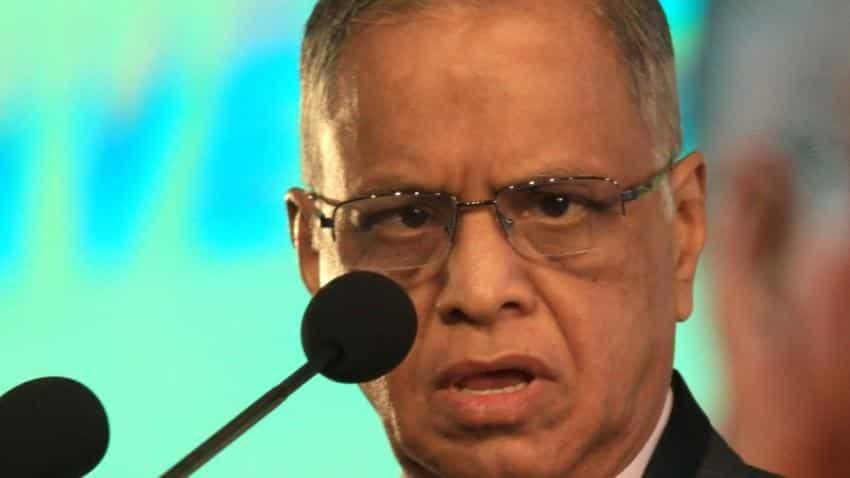 Sad over recent IT layoffs, says Narayana Murthy