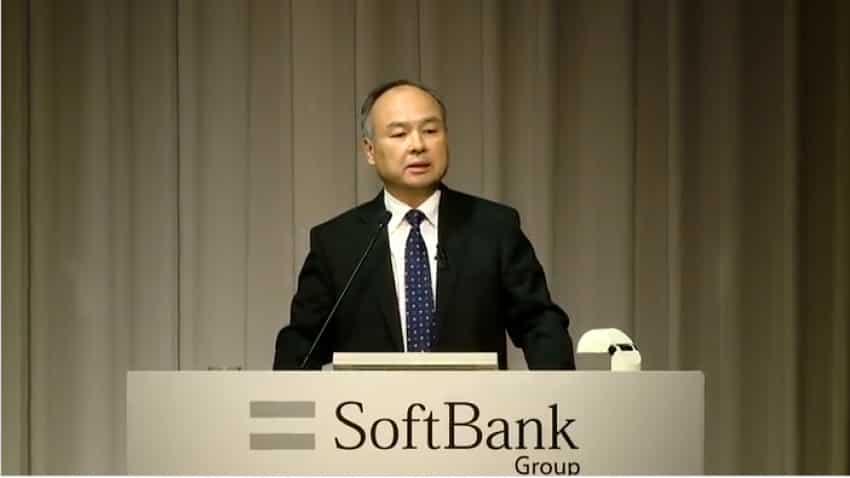 Softbank nominates India-born Rajeev Misra into board