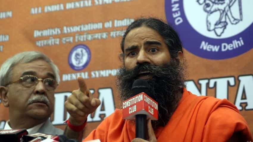High GST rate on ayurvedic items: How can one feel 'Achchhe Din', asks Baba Ramdev-led Patanjali Ayurved