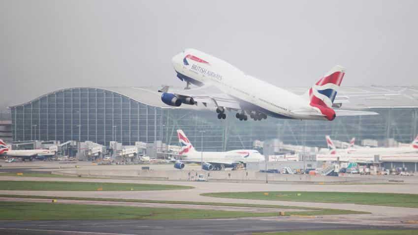 British Airways partially restores London airport service