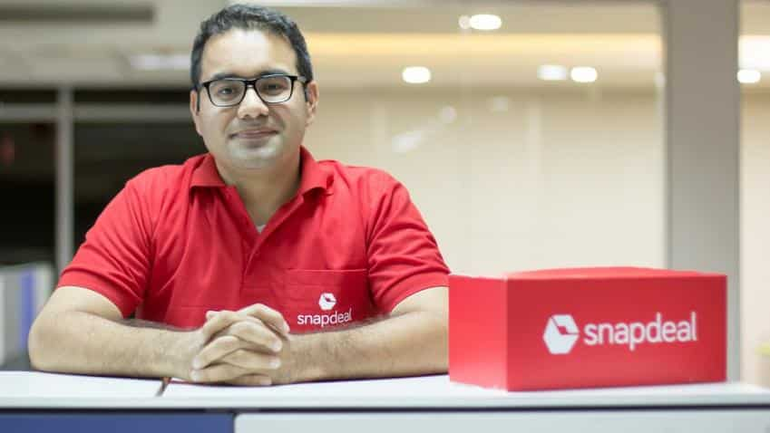 Snapdeal raises over Rs 113 crore from Nexus, founders