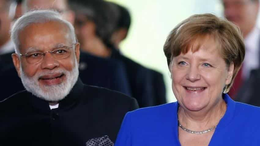 Angela Merkel wants to foster India ties, softens message on US as Donald Trump scolds