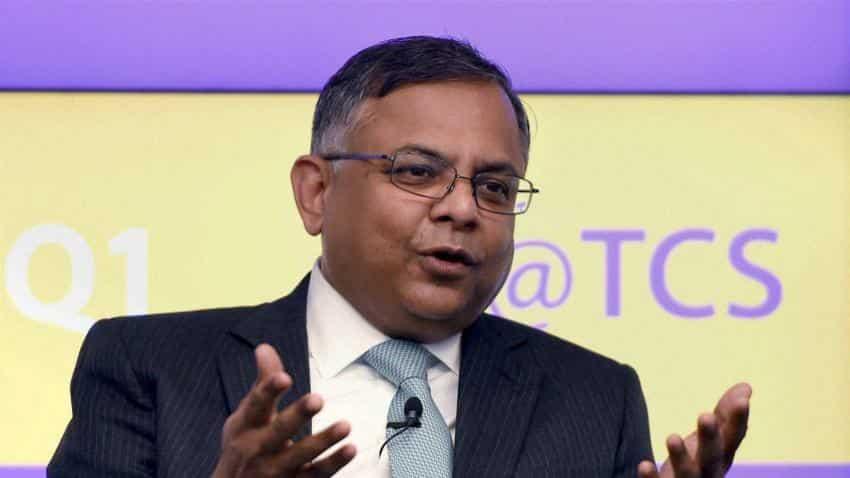 N Chandrasekaran took home Rs 30 crore as TCS CEO last year
