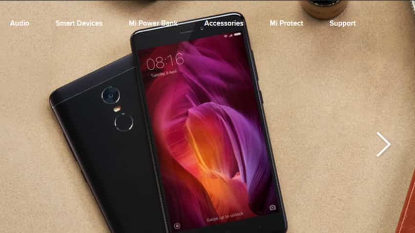 Xiaomi Redmi Note 4 To Go On Sale At 12 Pm Today Here039
