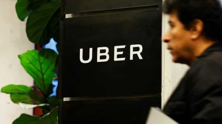 Uber posts $708 million loss, finance head leaves - WSJ