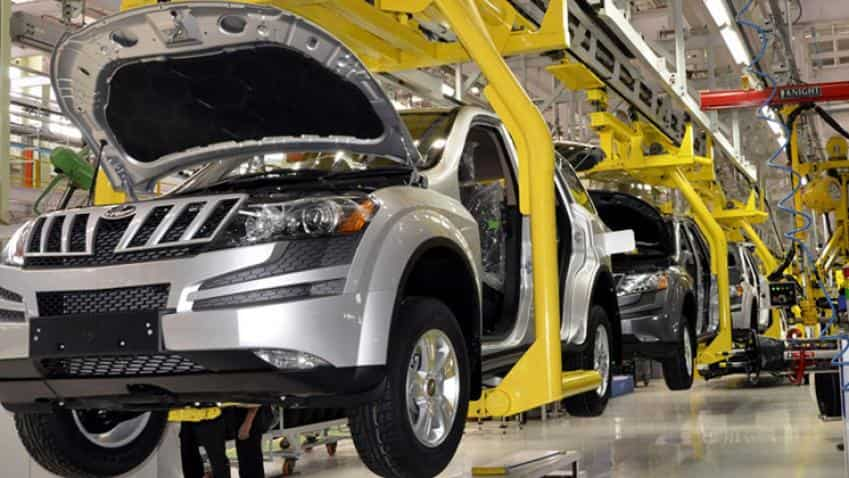 Mahindra posts 3% rise in car sales in May; good double-digit growth in CV sales