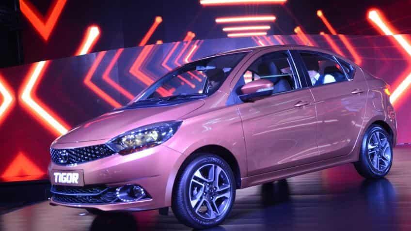 Tata Motors' car sales rise by 27% in May powered by Tiago, Tigor, Hexa