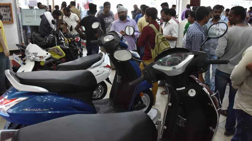 Two-wheeler sales recovery seen in May with several firms posting double-digit growth