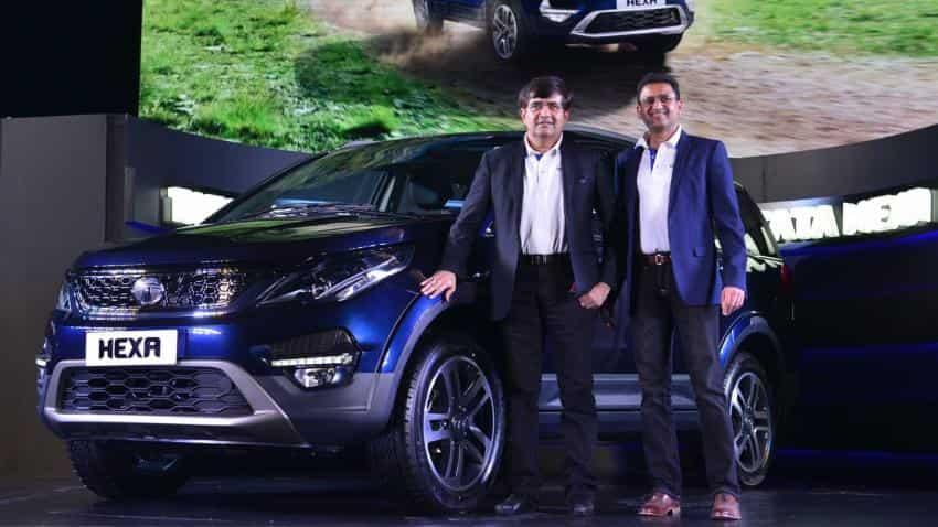 Tata Motors appoints Borwankar as COO, CV head Pisharody quits