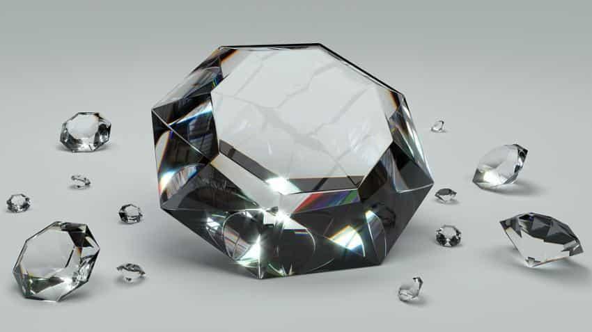 Govt should reconsider GST on rough diamonds: GJEPC