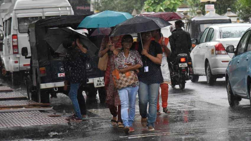 "India to see ""normal"" monsoon in 2017; 99% of normal monsoon in August: IMD"