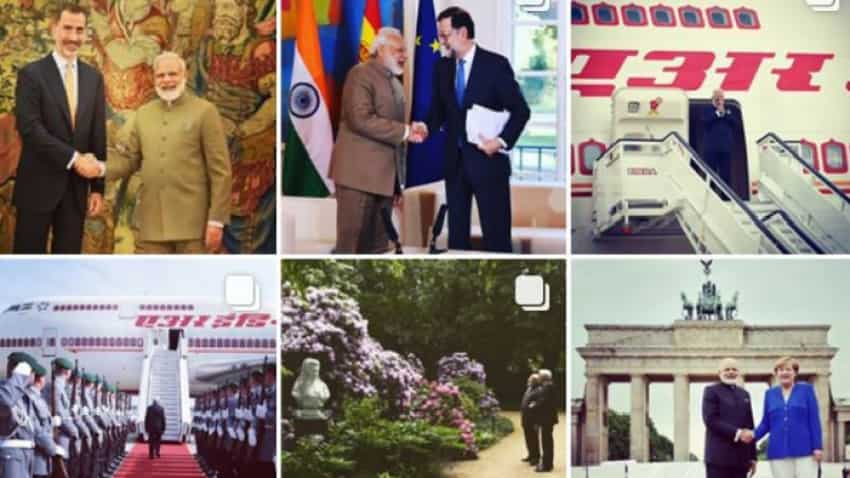 Here's list of deals India signed during PM Narendra Modi's latest foreign tour