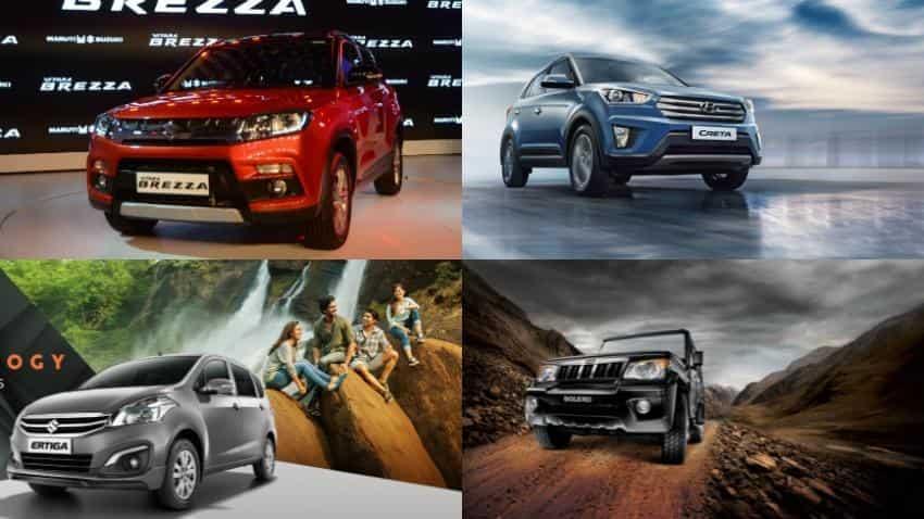 More car buyer upgrade to compact SUVs, mid-size sedans, premium hatchbacks