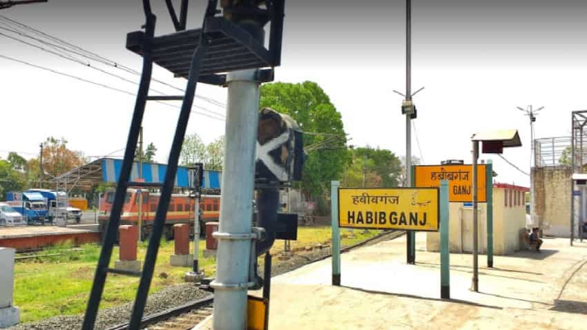 Habibganj is set to become first private railway station in India; railways awards contract to Bansal Group