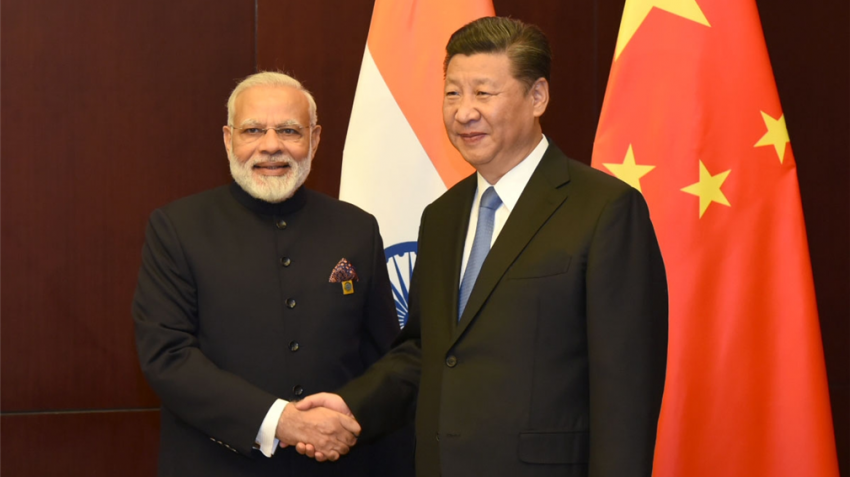 "China's Xi Jinping tells PM Narendra Modi issues should be managed ""appropriately"""