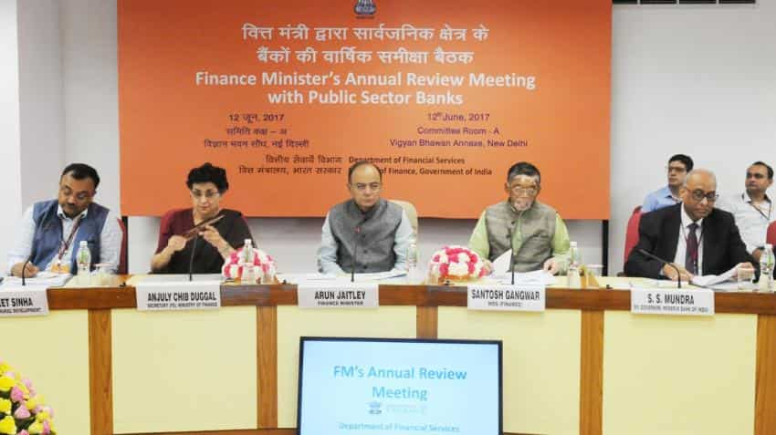 RBI is at advanced stage of preparing list of debtors: FM Jaitley on rising NPAs