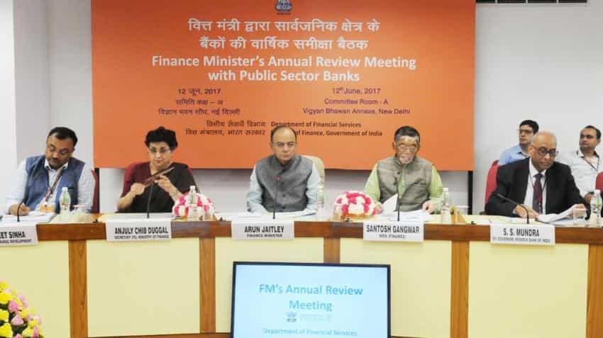 RBI is at advanced stage of preparing list of debtors: FM Jaitley on rising NPAs