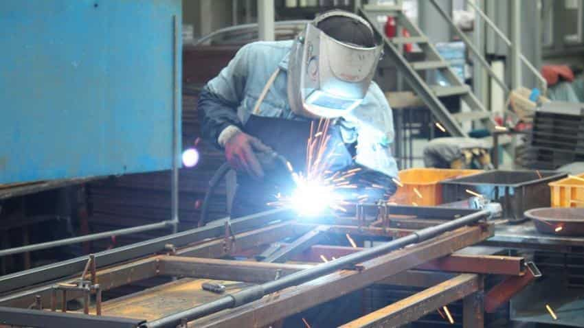 New base year effect: IIP rises by 3.1% in April