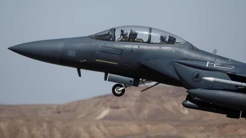 Qatar signs $12 billion deal to buy F-15 jets from US