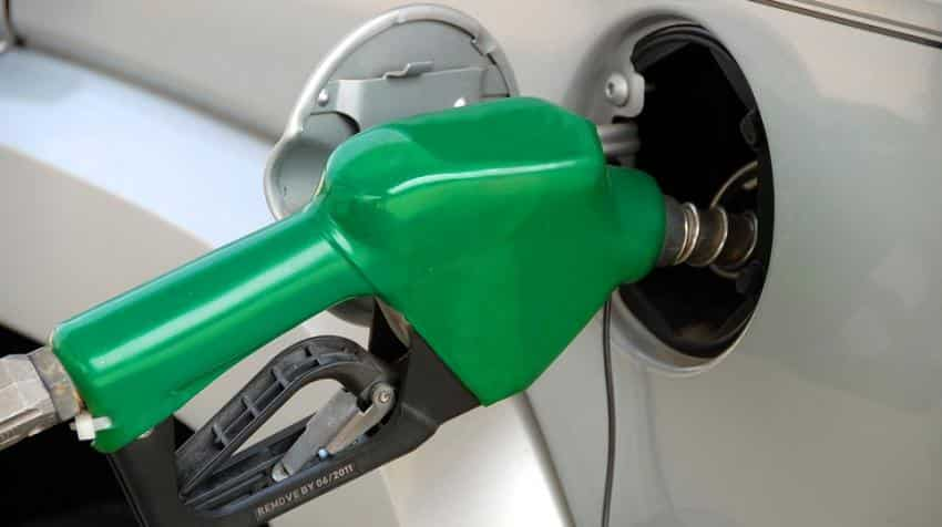 Daily revision: Petrol price cut by Rs 1.12 per litre, diesel by Rs 1.24