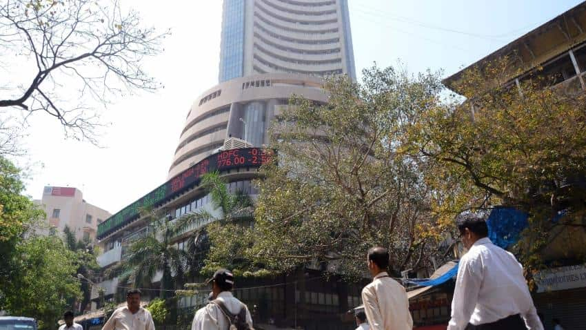 Sensex, Nifty trade marginally higher