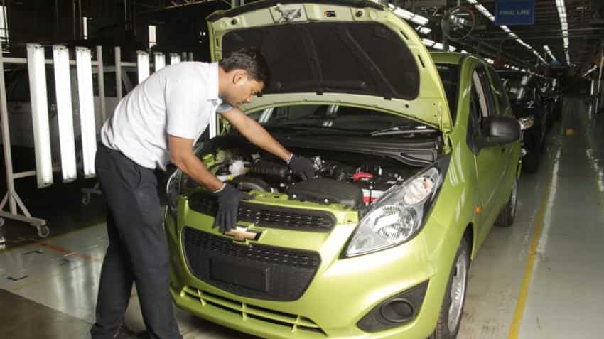 Chevrolet sales slump to a multi-year low following GM's India exit announcement
