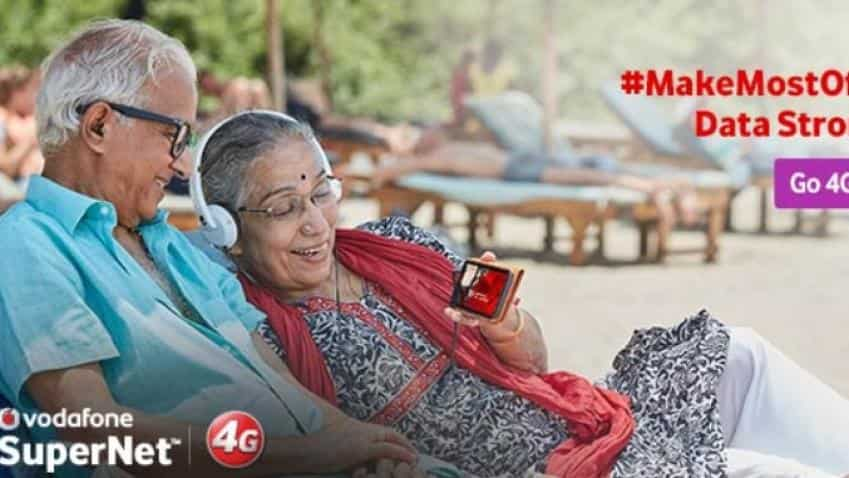 Vodafone offers unlimited internet at Rs 29 per day with SuperNight pack
