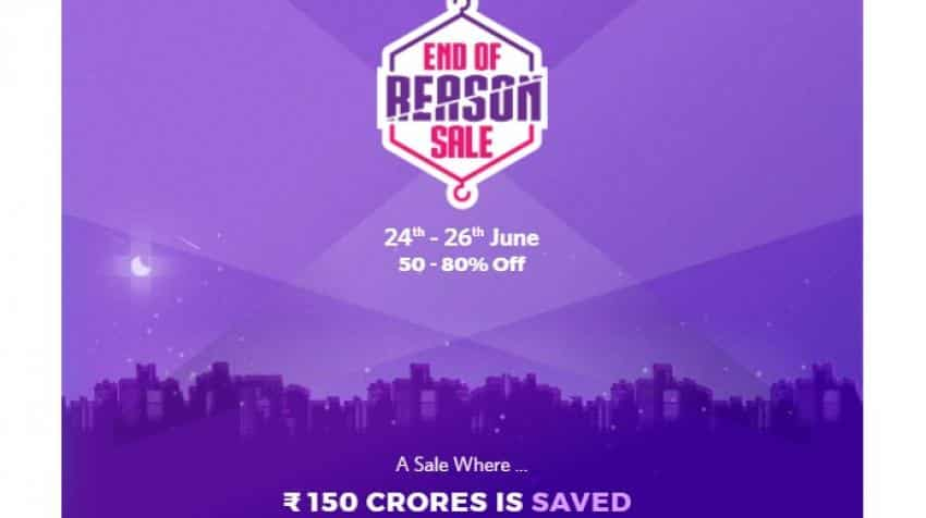 Myntra End of Reason Sale: Eyes 45% jump in sales; here are the offers