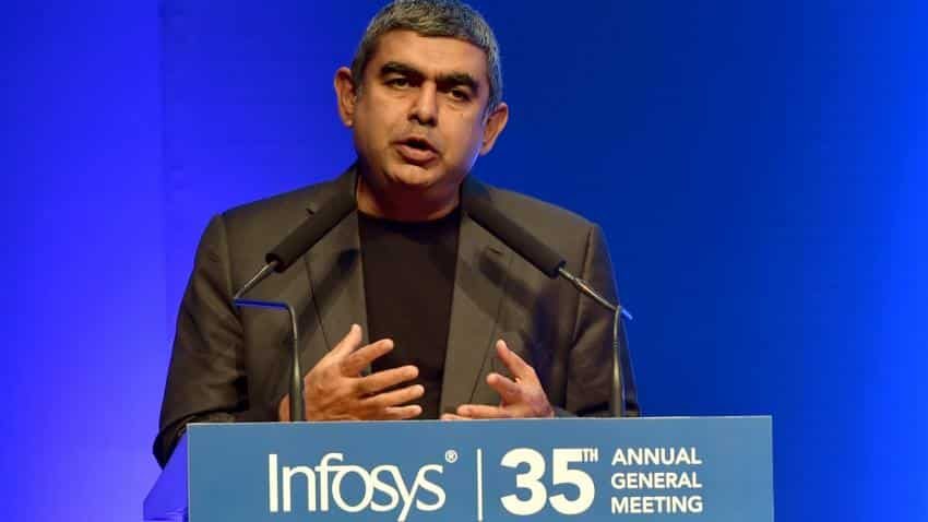 Edelweiss maintains 'Buy' rating on Infosys; suggests target price of Rs 1,173