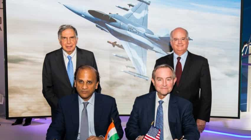 Here's how Tata's F-16 deal with Lockheed Martin benefits India